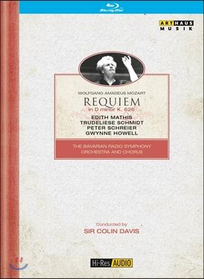 Colin Davis / Edith Mathis 모차르트: 레퀴엠 - 콜린 데이비스 / 에디트 마티스 (Mozart: Requiem)