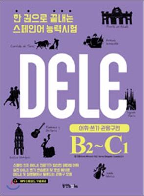 한 권으로 끝내는 스페인어 능력시험 DELE B2~C1
