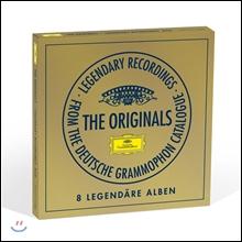 디 오리지널스 8개의 역사적 음반 (The Originals - 8 Legendary Recordings)