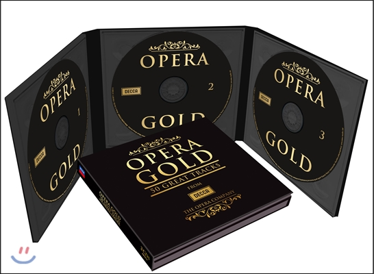 데카 오페라 골드 (Decca Opera Gold - 50 Great Tracks)