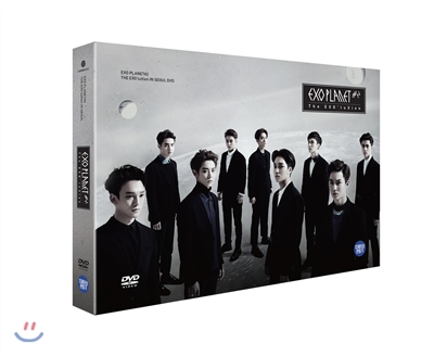 엑소 (EXO) 엑소 플래닛 #2 : The Exo'luXion in Seoul DVD