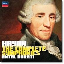 하이든 : 교향곡 전집 - 안탈 도라티