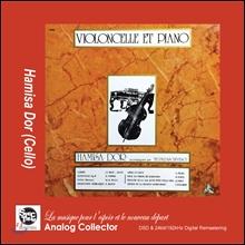 Hamisa Dor 첼리스트 하미사 도르의 '첼로와 피아노' (Violoncelle Et Piano)
