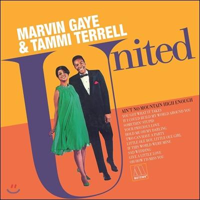 Marvin Gaye & Tammi Terrell - United [LP]