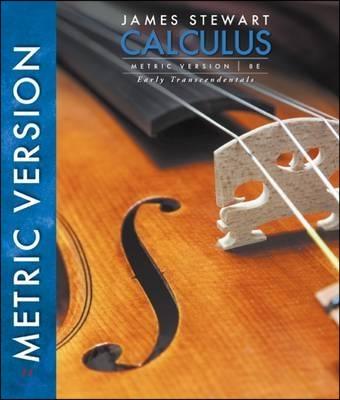 Calculus, 8/E