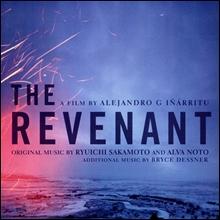레버넌트: 죽음에서 돌아온 자 영화음악 (The Revenant OST by Ryuichi Sakamoto) [2LP]