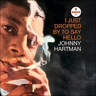 Johnny Hartman - I Just Dropped By To Say Hello [LP]