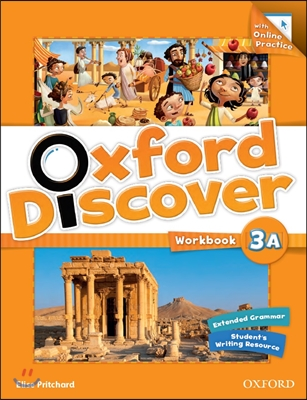 Oxford Discover Split 3A : Workbook with On-line Practice
