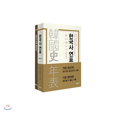 한국사 연표