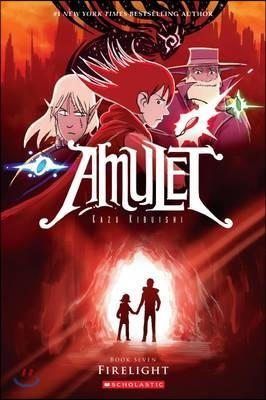 AMULET #7 : Firelight