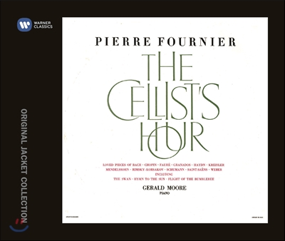 Pierre Fournier 피에르 푸르니에 - 첼리스트의 시간 (The Cellist's Hour)