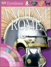 DK Eyewitness : Ancient Rome (Book+CD)