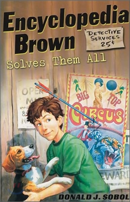 Encyclopedia Brown #5 : Solves Them All