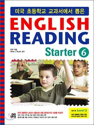 미국 초등학교 교과서에서 뽑은 English Reading Starter 6