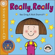 Daisy : Really, Really : Story Book with CD