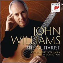 John Williams 존 윌리암스 - 더 기타리스트: 콜럼비아 앨범 컬렉션 (The Guitarist - The Complete Album Collection)