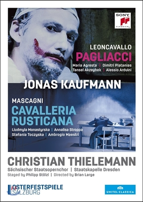 Jonas Kaufmann 마스카니: 카발레리아 루스티카나 / 레온카발로: 팔리아치 - 요나스 카우프만 (Mascagni: Cavalleria Rusticana / Leoncavallo: Pagliacci)