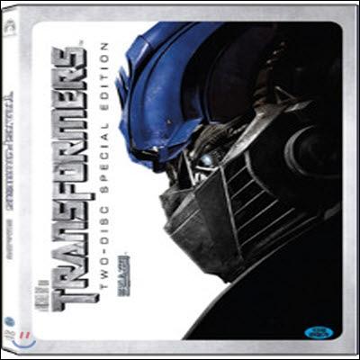 [중고] [DVD] Transformers - 트랜스포머 일반판 (2DVD)
