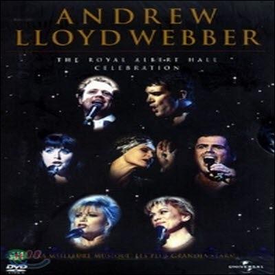 [중고] [DVD] Andrew Lloyd Webber - The Royal Albert Hall Celebration