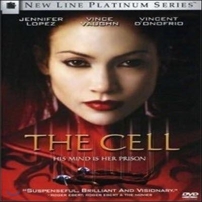 [중고] [DVD] The Cell - 더셀 (수입/한글자막없음/스냅케이스)