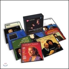 사이먼 래틀과 솔로이스트 - 버밍햄시 심포니 녹음집: 협주곡 (Simon Rattle & His Soloists - The CBSO Years)
