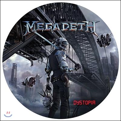 Megadeth - Dystopia [픽쳐디스크 LP]