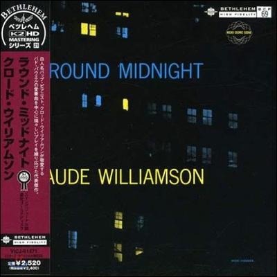 Claude Williamson - Round Midnight [LP 미니어처 CD]