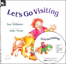 My Little Library Pre-Step : Let's Go Visiting (Paperback Set)