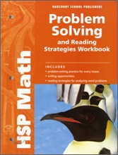 HSP Math Grade 5 : Problem Solving &amp; Reading Strategies Workbook (2009)