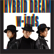 w-inds. (����) - Rain Is Fallin' / Hybrid Dream (��ȸ�� B)
