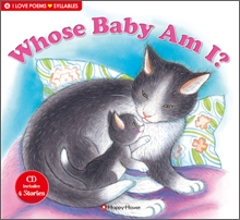 I Love Poems Set 4 Syllables : Whose Baby Am I?