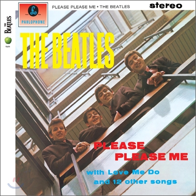 The Beatles - Please Please Me (2009 Digital Remaster Digipack) (비틀즈 오리지널 앨범 리마스터 버전)