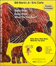 My Little Library Pre-Step : Baby Bear, Baby Bear, What Do You See? (Hardcover Set)