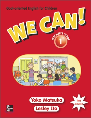 We Can! 1 : Teacher's Guide