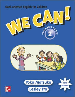We Can! 2 : Teacher's Guide