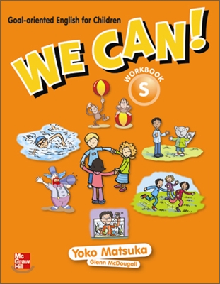 We Can! Stater : Workbook with CD