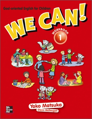 We Can! 1 : Workbook with CD