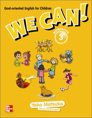 We Can! 3 : Workbook with CD