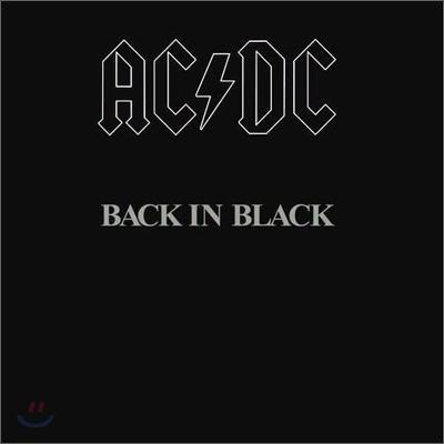 AC/DC - Back In Black [LP]