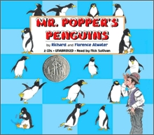 Mr. Popper's Penguins : Audio CD