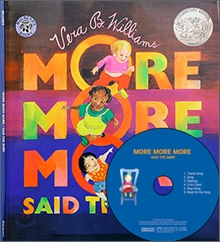 My Little Library Infant & Toddler : More More More Said the Baby (Paperback Set)