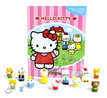 Hello Kitty My Busy Book 헬로 키티 마이 비지북 피규어책