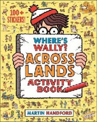 Where's Wally? Across Lands
