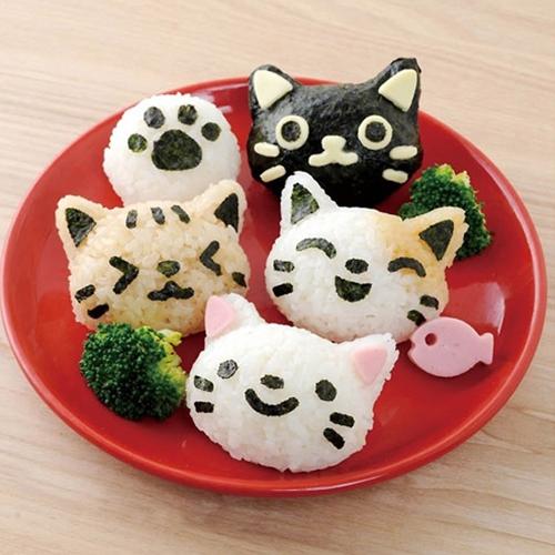 고양이 주먹밥틀