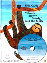 "My Little Library Pre-Step : ""Slowly, Slowly, Slowly,"" Said the Sloth (Paperback Set)"