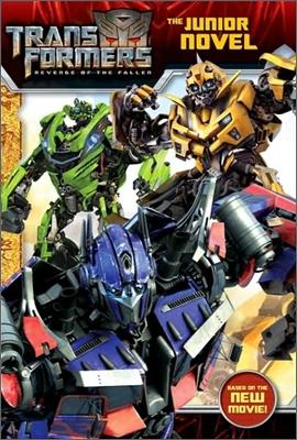 Transformers Revenge of the Fallen : The Junior Novel