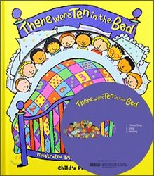 My Little Library Infant & Toddler : There Were Ten in the Bed (Hardcover Set)