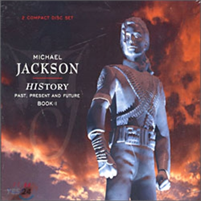 Michael Jackson (마이클 잭슨) - History: Past, Present And Future - Book I