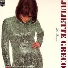 Juliette Greco - La Femme