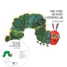 [노부영]The Very Hungry Caterpillar (Board Book & CD Set)